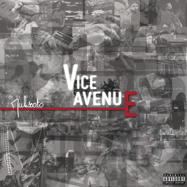 Album cover for Vice Avenue by Muhscoto