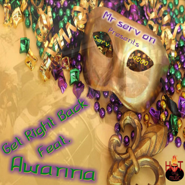 Get Right Back (feat. AWANNA) - Single