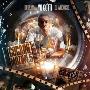 Cocaine Muzik 4.5 (Da Documentary) Albumcover