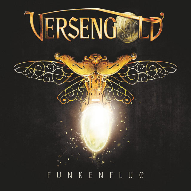 Album cover for Funkenflug by Versengold
