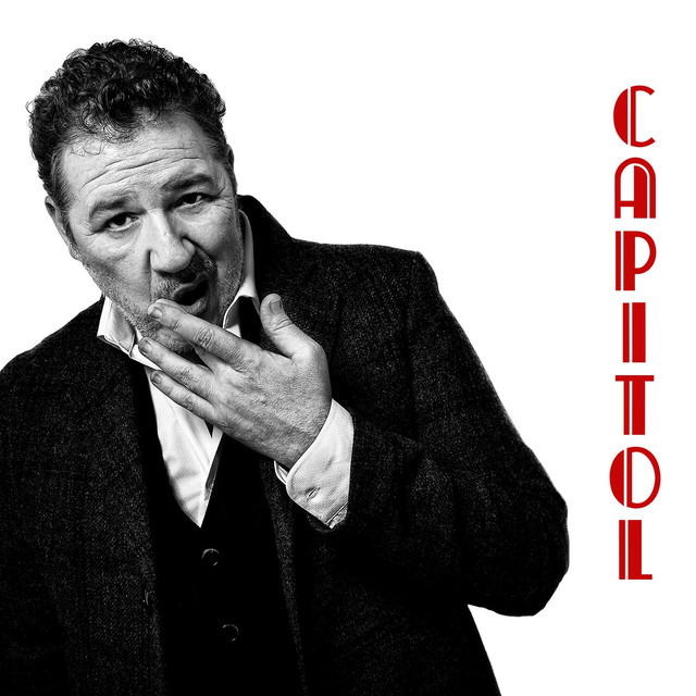 Album cover for Capitol by Revolver
