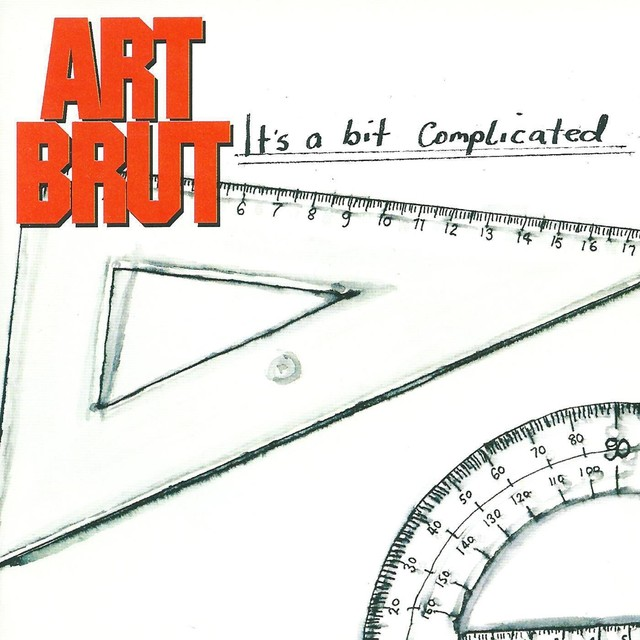 Album cover for It's a Bit Complicated by Art Brut