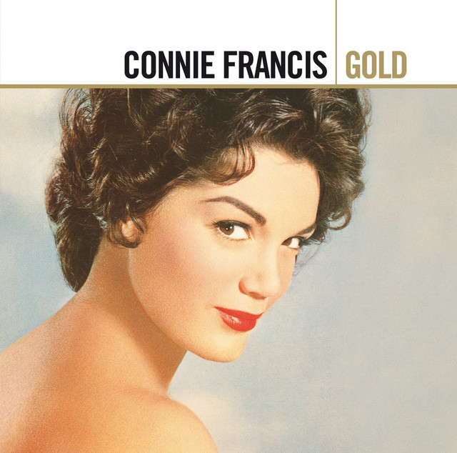 Connie Francis Gold album cover