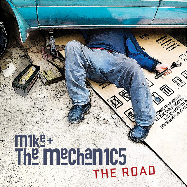 Mike + The Mechanics The Road album cover