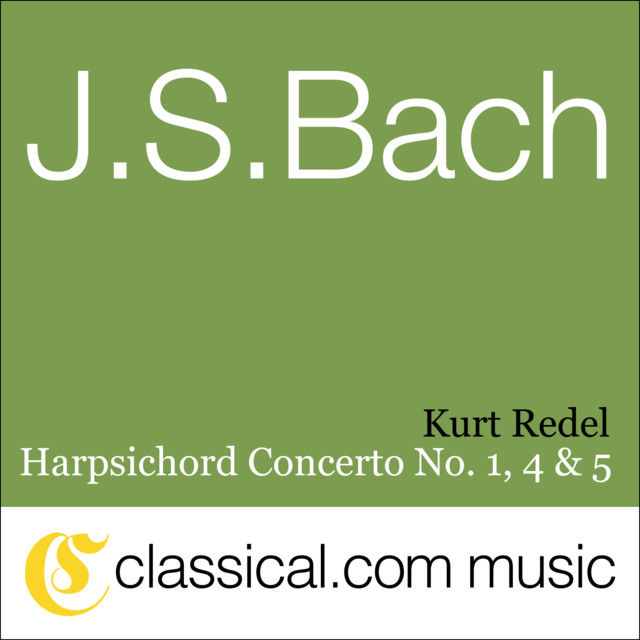 Harpsichord Concerto No  5 in F minor, BWV 1056 - Largo, a song by