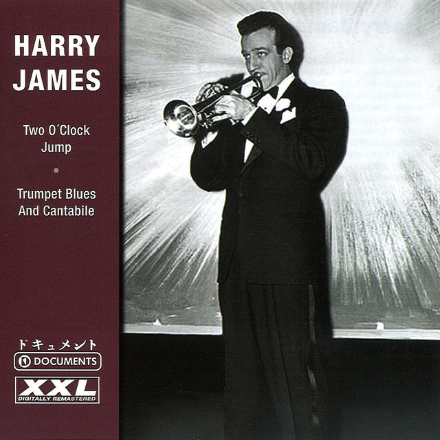Harry Jame Two O'clock Jump album cover