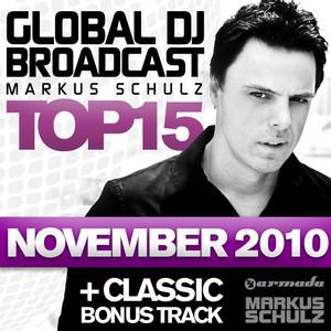 Global DJ Broadcast Top 15 - November 2010 album