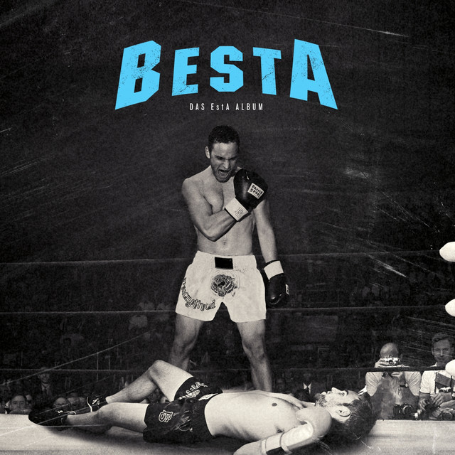 Album cover for BestA by EstA