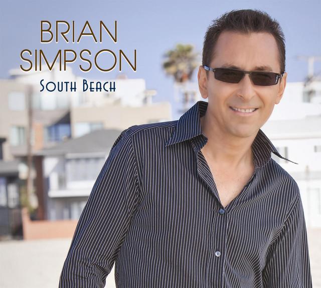 Brian Simpson South Beach album cover