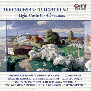 The Golden Age of Light Music: Light Music for All Seasons album