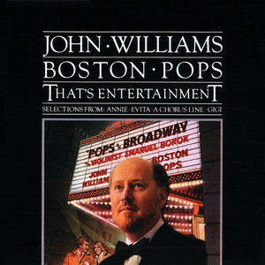 Stephen Sondheim, Boston Pops Orchestra, John Williams Night Waltz ... Send In The Clowns cover