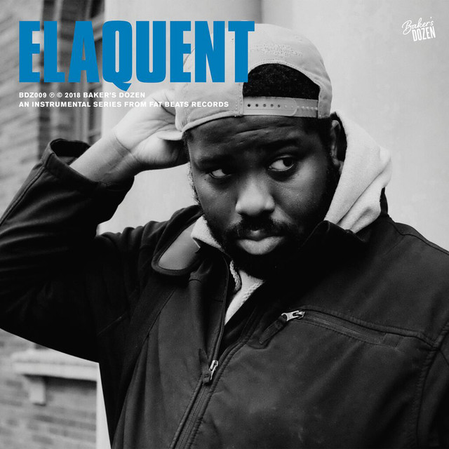Album cover for Baker's Dozen: Elaquent by Elaquent
