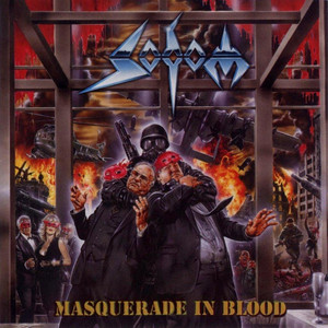 Masquerade in Blood album
