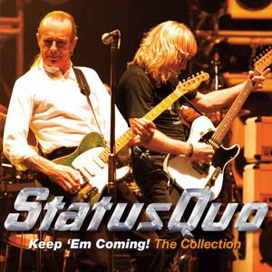 Status Quo Round & Round cover