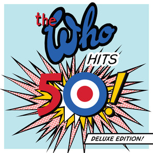 The Who Hits 50 (Deluxe Edition) Albumcover