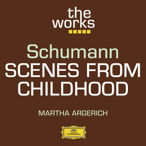 Schumann: Scenes from Childhood Albumcover