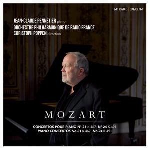 Mozart: Piano Concertos No. 21 & No. 24 Albümü