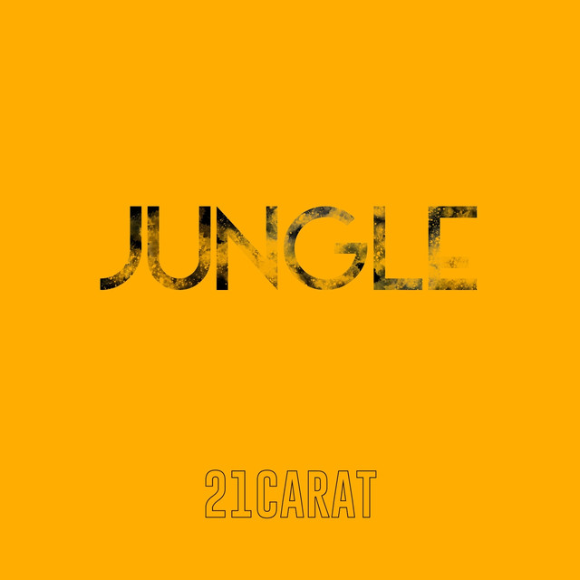 Album cover for Jungle by 21 Carat