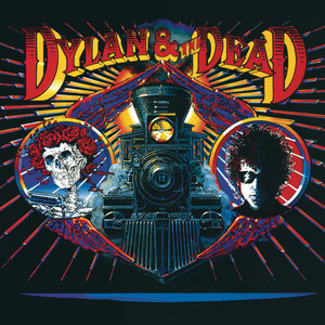 Dylan & The Dead Albumcover