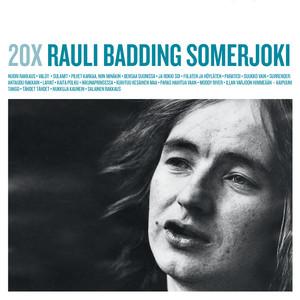 Rauli Badding Somerjoki - Goodbye Miss Rock´N Roll