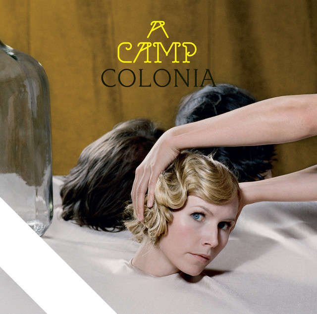 Album cover for Colonia by A Camp