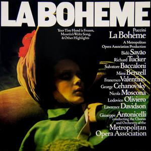 La Boheme Albümü