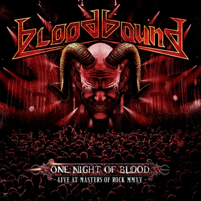 One Night of Blood, Live at Masters of Rock MMXV (Audio Version)