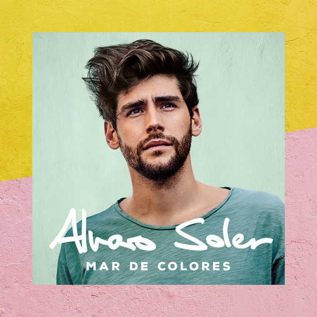 Album cover for Mar De Colores by Alvaro Soler
