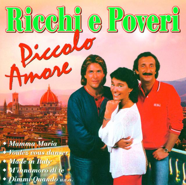 Piccolo amore cover