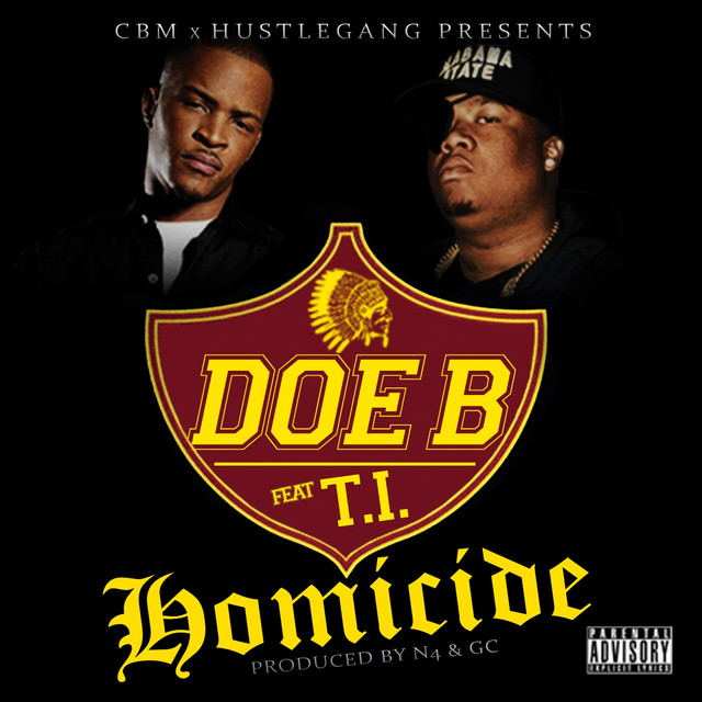 Homicide (feat. T.I.) - Single