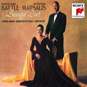 Baroque Duet album