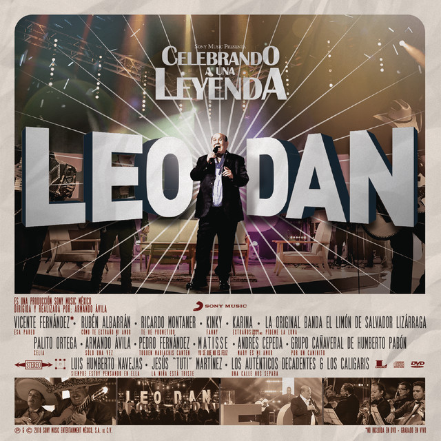 Celebrando a una Leyenda (En Vivo)