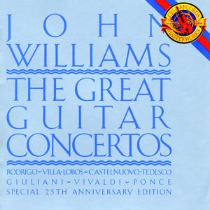 The Great Guitar Concertos album