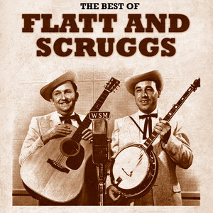 Lester Flatt & Earl Scruggs, Flat T Down The Road cover