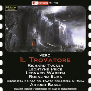 Verdi: Il trovatore Albümü