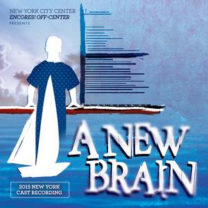 A New Brain (2015 New York Cast Recording) album