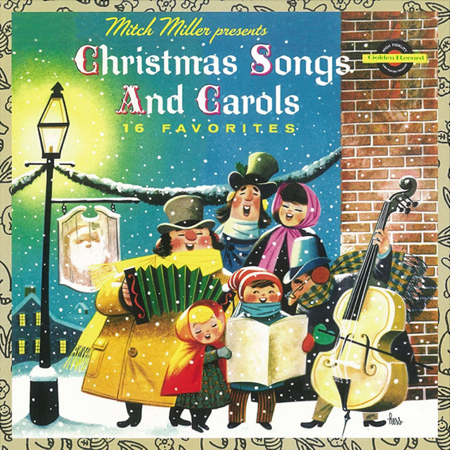 mitch miller presents christmas songs carols by the golden orchestra on spotify