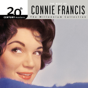 Connie Francis Among My Souvenirs cover