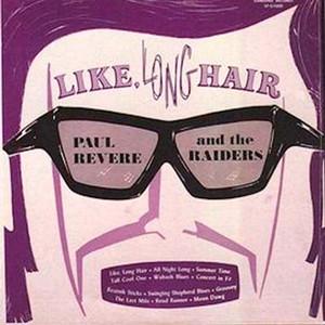 Like Long Hair (Bonus Track Version) album