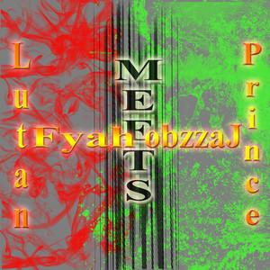 Lutan Fyah Meets Prince Jazzbo Albumcover