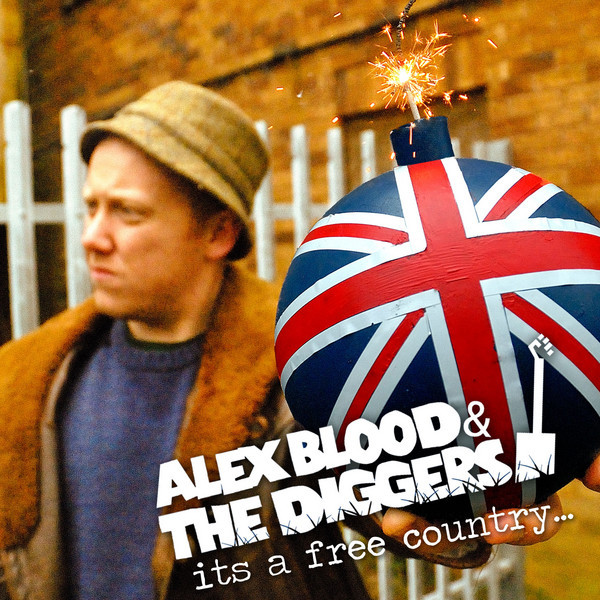 Alex Blood & The Diggers tickets and 2018 tour dates