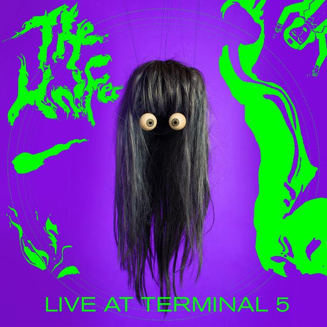 Skivomslag för Knife: Live At Terminal 5