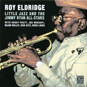 Roy Eldridge Black and Blue cover