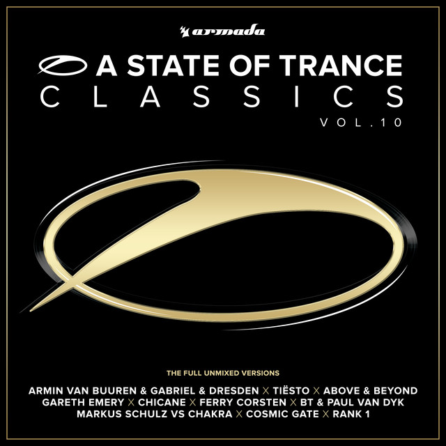 A State Of Trance Classics, Vol. 10 Albumcover