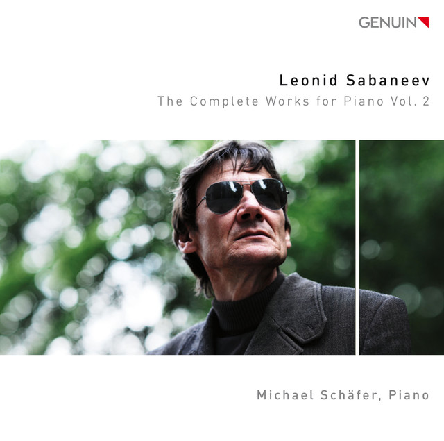 Sabaneyev: The Complete Works for Piano, Vol. 2