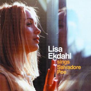 Lisa Ekdahl Sings Salvadore Poe Albumcover