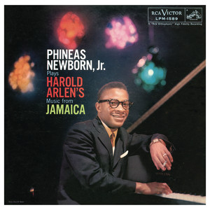 Plays Harold Arlen's Music From Jamaica album