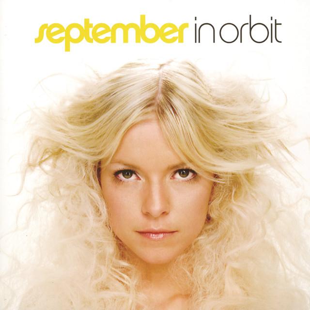 Skivomslag för September: In Orbit