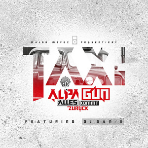 Alpa Gun, D.j. Gang Taxi cover