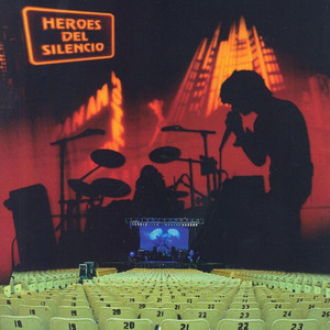 Héroes del Silencio Entre dos tierras cover